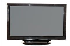 Vlakke TV van het plasma Stock Foto