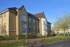 Vlakten in Camburne Cambridgeshire Stock Afbeelding