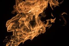 Vlam 2 Royalty-vrije Stock Afbeeldingen