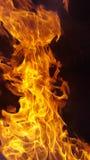 Vlammen stock foto
