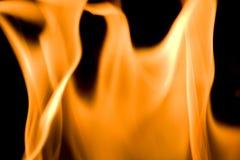 Vlammen van Brand Royalty-vrije Stock Afbeelding