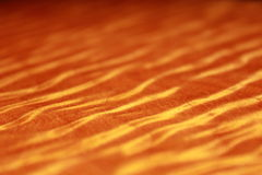 Vlammende houten korrel Royalty-vrije Stock Foto