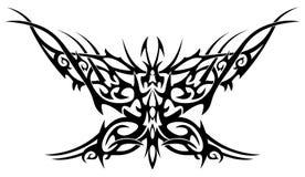 Vlammende vlinder Royalty-vrije Stock Fotografie