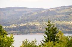 Vlasina lake in Serbia Royalty Free Stock Photos
