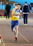 Vlasov Mihailo wins the triple jump Stock Images