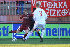 Vlastimil Vidlicka - Sparta Prague Royalty Free Stock Photos