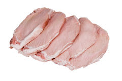 Vlees royalty-vrije stock foto