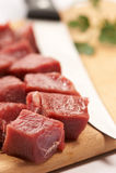 Vlees royalty-vrije stock afbeeldingen