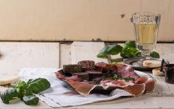 Vlees royalty-vrije stock afbeelding