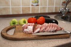 Vlees Stock Afbeeldingen
