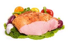 Vlees en groenten royalty-vrije stock afbeeldingen