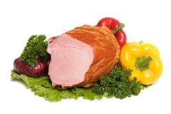 Vlees en groenten Royalty-vrije Stock Afbeelding