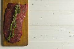 Vlees en Kruiden Royalty-vrije Stock Afbeelding