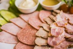 Vlees FOTO door ZVEREVA Royalty-vrije Stock Afbeeldingen
