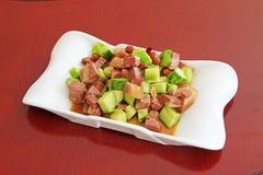 Vlees van de snacks van ezelskenmerken Royalty-vrije Stock Afbeelding