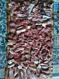"""Vlees voor Barbecue - ÐœÑ  Ñ  Ð ¾ Ð'Ð"""" Ñ  ШашГ Ñ ‹ÐºÐ ¾ Ð ² Royalty-vrije Stock Foto's"""