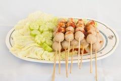 Vleesballetjes, Stock Foto