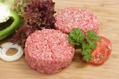 Vleesballetjes Stock Afbeelding