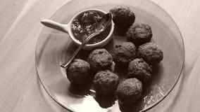 Vleesballetjes voor diner