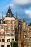 Vleeshuis στην Αμβέρσα, Βέλγιο Στοκ εικόνα με δικαίωμα ελεύθερης χρήσης