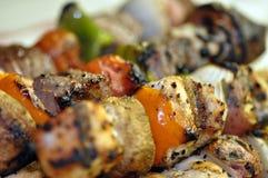 Vleespennen Stock Foto