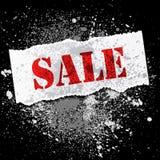 Vlek 07 verkoop rad Stock Foto's