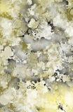 Vlekken van het schilderen conformig beeld van blauwachtige kleur Royalty-vrije Stock Fotografie