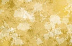 Vlekken van het schilderen conformig beeld van kleur Stock Afbeeldingen