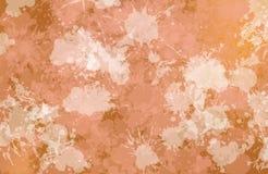 Vlekken van het schilderen conformig beeld van kleur Royalty-vrije Stock Foto