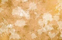 Vlekken van het schilderen conformig beeld van kleur Royalty-vrije Stock Fotografie