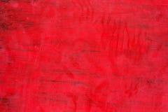 Vlekken van rode olieverf op het metaal, de druppels en de vlekken Backgrou royalty-vrije stock afbeelding