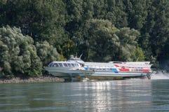 vleugelboot Royalty-vrije Stock Foto