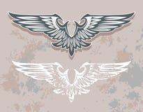 Vleugels Royalty-vrije Stock Afbeelding