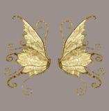 Vleugels Royalty-vrije Stock Fotografie