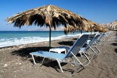 Vlichada Beach Stock Image