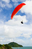 Vlieg in de hemel Stock Foto's