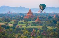 vlieg een ballon Royalty-vrije Stock Foto