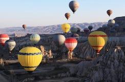 Vlieg met ballon stock fotografie