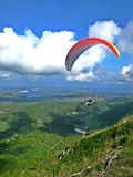 Vlieg in Monte Toro, Menorca stock afbeeldingen