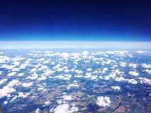 Vlieg rond de wereld Royalty-vrije Stock Afbeelding