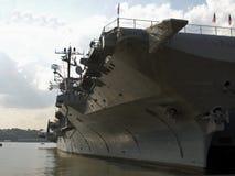 Vliegdekschip Stock Foto's