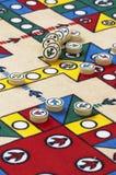 Vliegend schaak Royalty-vrije Stock Fotografie