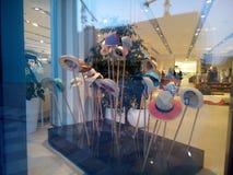 Vliegende hoed Royalty-vrije Stock Foto's