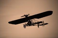 Vliegende Machine Stock Foto's