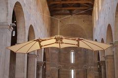 Vliegende Machine Royalty-vrije Stock Afbeelding