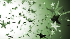 Vliegende sterren Royalty-vrije Stock Afbeelding