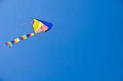 Vliegende vlieger Royalty-vrije Stock Foto