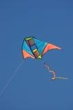 Vlieger in de hemel Stock Fotografie