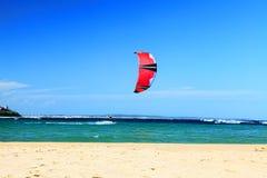 Vlieger het Surfen Royalty-vrije Stock Afbeelding