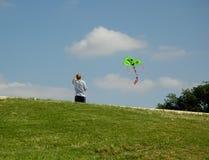 Vlieger II Stock Foto's
